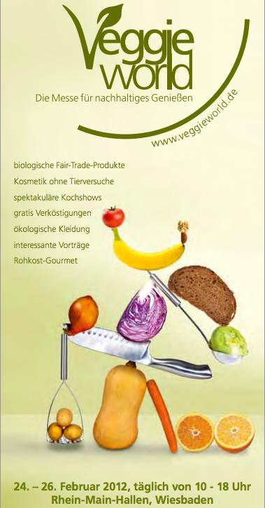 mehr Infos unter http://veggieworld.de/